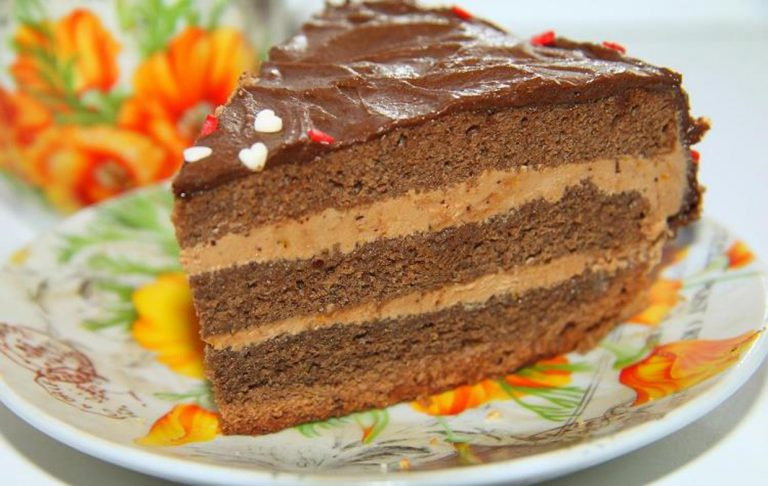 Рецепт торт прага в мультиварке