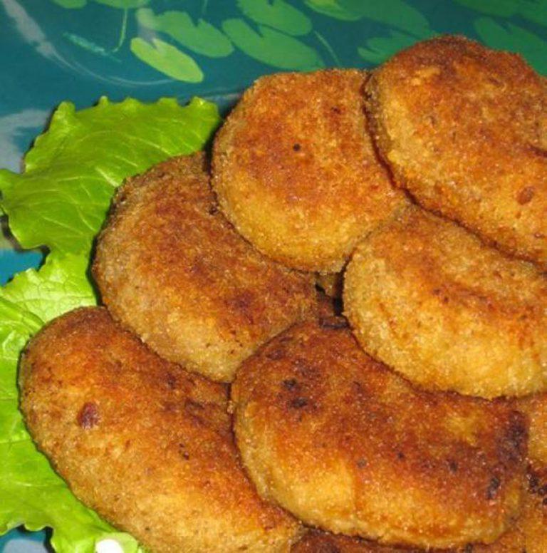 Гречаники с картофелем