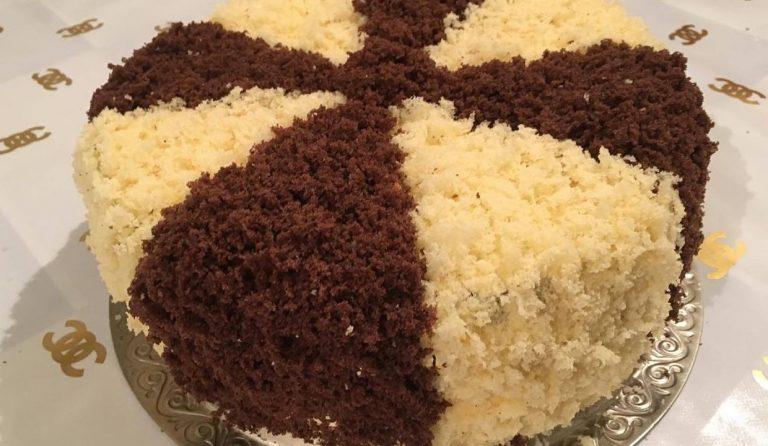 Торт «Махровый»